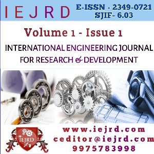 Volume 1- Issue 1